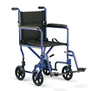 "Invacare Transport LTTB17FR Wheelchair, 17"" x 16"""