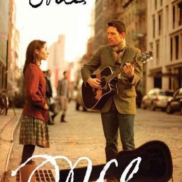 Once - Sheet Music Selections: Sheet Music from the Broadway Musical for Piano/Vocal/guitar