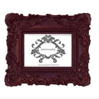 Supermarket - Mulberry Picture Frame from John Murphy