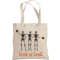 Trick or Treat Tote Bags : Unique Gifts
