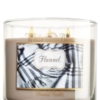 14.5 oz. 3-Wick Candle Flannel