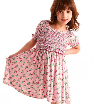 Matilda Jane Clothing Lilac Shakespeare Emilia Dress - Toddler & Girls | zulily
