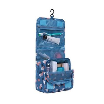 Women Men Travel Pouch Waterproof Portable Man Toiletry Bag Ladies Makeup Bag Cosmetic Organizer Hanging Wash Bags Storage Bag