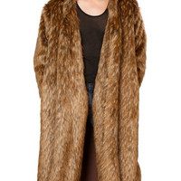 Bear Costume Coat