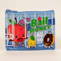 Bail Money Coin Purse