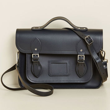 The Cambridge Satchel Company Bag in Dark Green - 13""