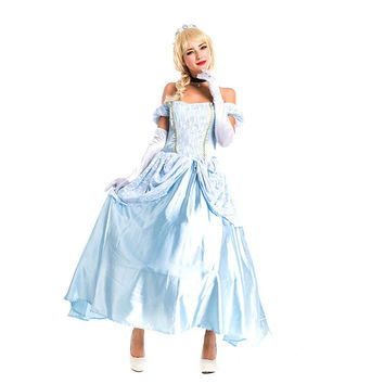 Ball Gown Princess Uniform [8978880263]