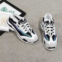 Skechers & Balenciaga Sports Casual Shoes