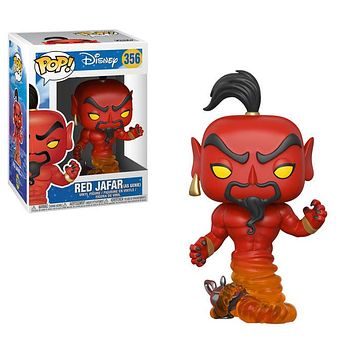 Preorder June 2018 Aladdin Jafar Pop! Vinyl Figure #356