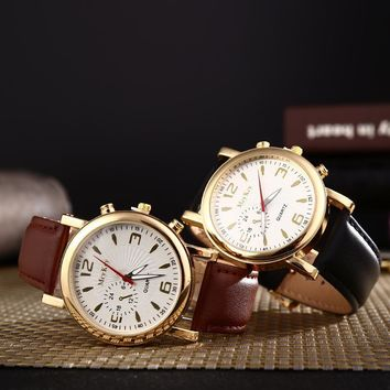 Men Stylish Watch Quartz Watch [281920339997]