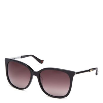 Moschino Retro Beaded Cat Eye Sunglasses | Bloomingdales's