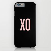 XO by Beyonce iPhone & iPod Case by Academy Clothing