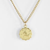 Urban Outfitters - Urban Renewal Vintage Astrology Necklace