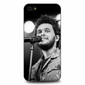 The Weeknd iPhone 5/5s/SE Case