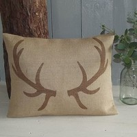 Antler Cushion