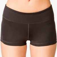 Solid Athletic Shorts | FOREVER 21 - 2015036570