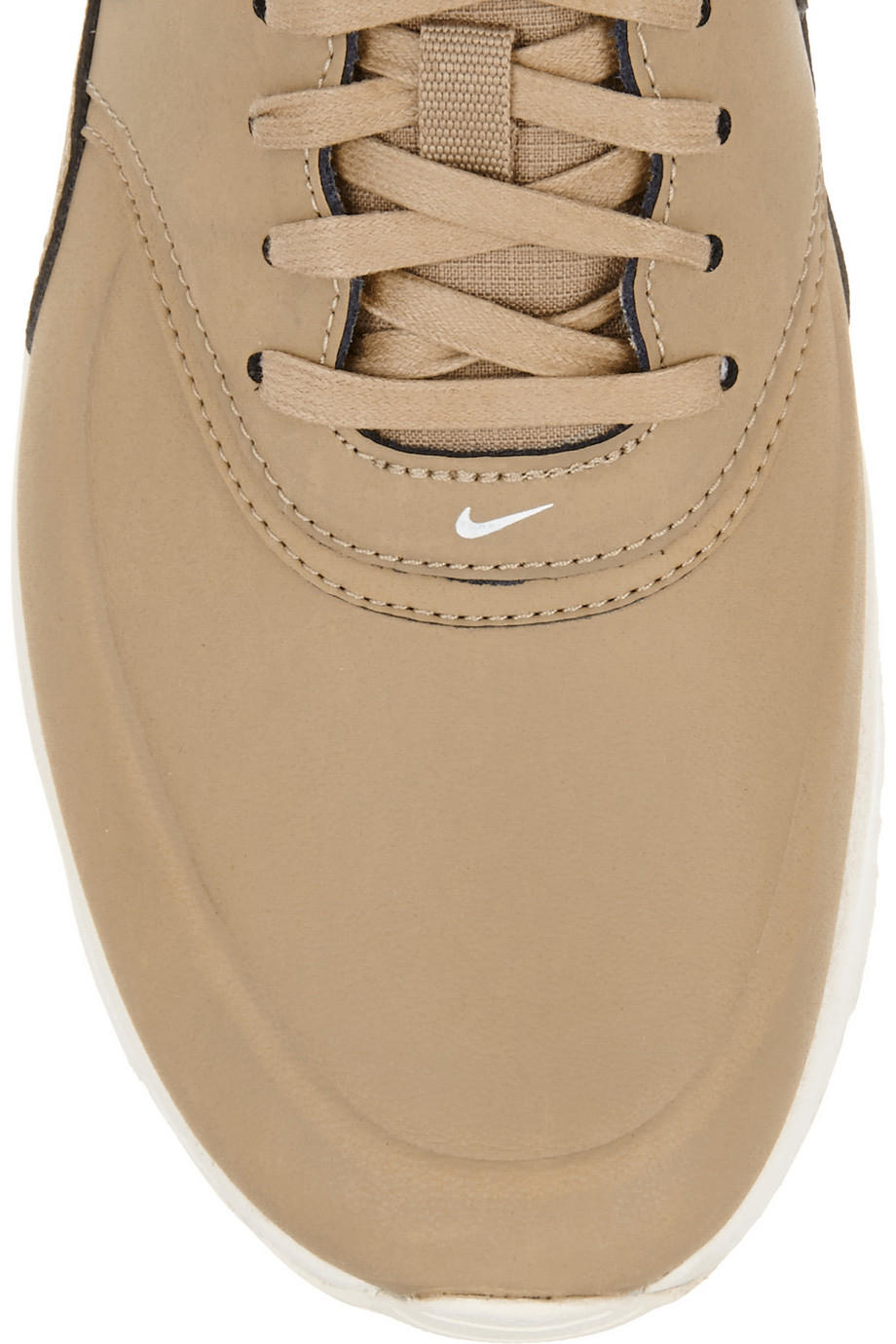 Nike - Air Max Thea leather sneakers from NET-A-PORTER  e4af465bb