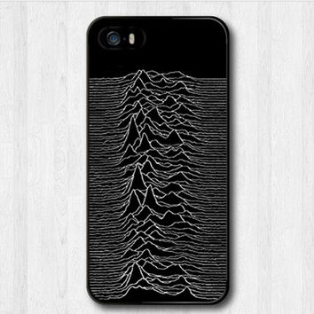 Joy division case iphone 5 5s 5g case hard cover, cover skin case black