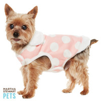 Martha Stewart Pets® Dot Coat - Clothing & Accessories - Dog - PetSmart