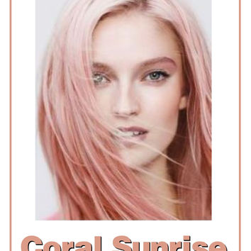 """"""" BOOST + BURST - PRO Color Tinted Shampoo/Conditioners"""""""