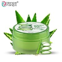 VONE05WA HengFang Moisturizing Deep Cleansing Cream Aloe Makeup Remover Cleansing Water Eyes Lips Natural Skin Care Skin Products