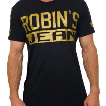 Robin jeans mens t-shirts Short sleeve