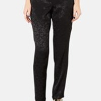 Topshop Burnout Velvet Leggings | Nordstrom