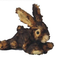 Colossal RABBIT 15 inch Plush Chew Toy For Dogs