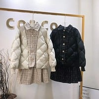 bags discount Autumn Winter Trending Women Stylish BusinessTwo Piece Suit  autumn and winter new color   casual sports suit two-piec