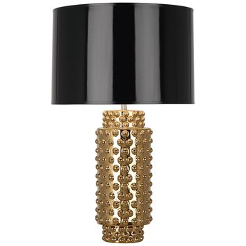Dolly Table Lamp | Black Shade
