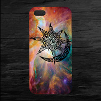 Tribal Nebula iPhone 4 and 5 Case