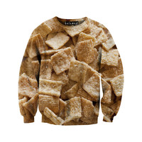 Cinnamon Cereal Sweatshirt