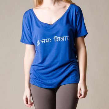 Mantra Slouch Tee