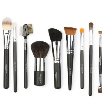 Complete Brush Set from Haley Guthomson