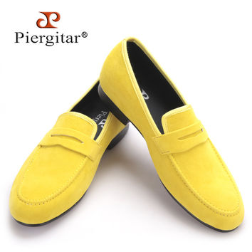 style Plus Size Men Velvet Casual Shoes Men Penny Loafers Party and Banquet Male's Flats