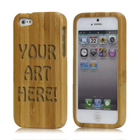 iPhone 6/6p Bamboo Case