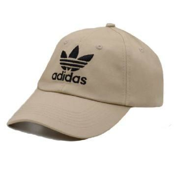 Adidas Embroidered 100% Cotton Adjustable snapback cap