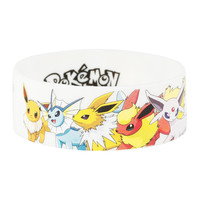 Pokemon Eevee Rubber Bracelet