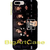 Why Don't We Poster Art Boy Band Print On CASE COVER iPhone 6s/6s+/7/7+/8/8+, X