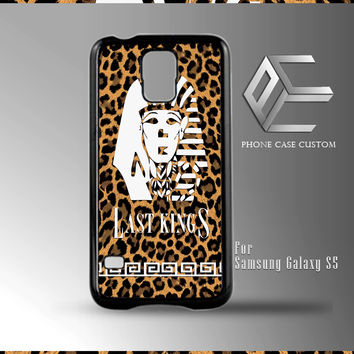Tyga last kings leopard case for iPhone, iPod, Samsung Galaxy