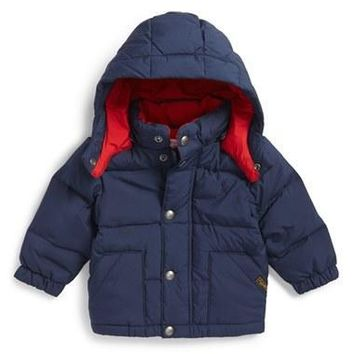 Infant Boy's Ralph Lauren 'Elmwood' Water Resistant Jacket,