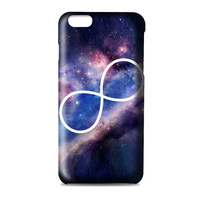 Infinity Symbol Stars Galaxy Space Unique 3D Iphone | 4s | 5s | 5c | 6s | 6s Plus | Case