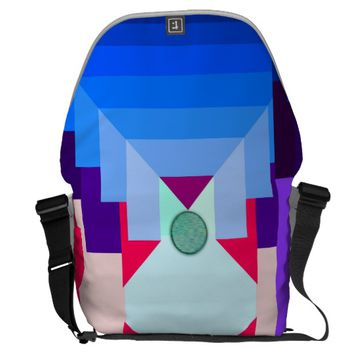Digital Art Kuriertasche