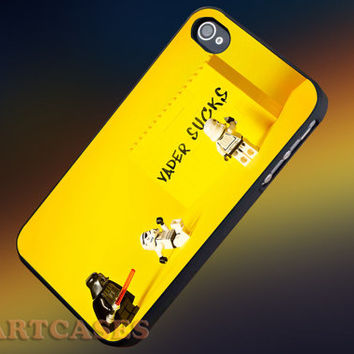 Star Wars Lego iphone 4/4s case, iphone 5/5s,iphone 5c, samsung s3 i9300 case, samsung s4 i9500 case in SmartCasesStore.