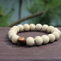 """Round 12mm """"Natural"""" Bracelet (Classics Collection)"""