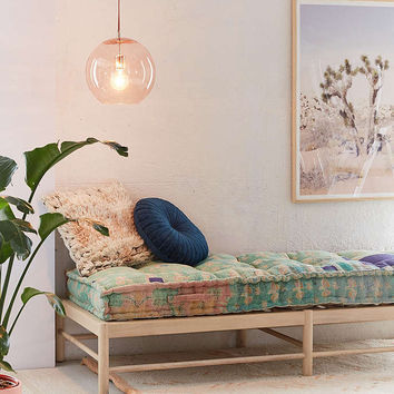 Rohini Kantha Daybed Cushion - Urban Outfitters
