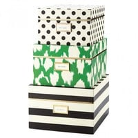 Kate Spade Nesting Boxes