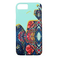 Poppy and stars iPhone 7 case