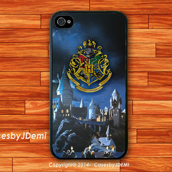 Harry Potter Hogwarts- iPhone 4 /4S, iPhone 5 /5c/ 5s, Samsung Galaxy S3/S4 case, Samsung Galaxy Note2 /Note3 case, Galaxy S3/S4 mini case