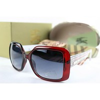 Burberry Woman Men Fashion Summer Sun Shades Eyeglasses Glasses Sunglasses